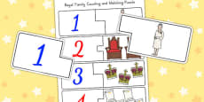 Australia - Royal Family Counting Puzzle