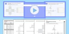 KS2 Reasoning Test Practice Coordinates Resource Pack