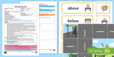 EYFS Bee-Bot Directions Adult Input Plan and Resource Pack