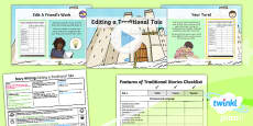 PlanIt Y3 Plants: Jack and the Beanstalk Lesson Pack Story Writing (4)