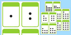 Count the Spots Activity Cards (1-20)