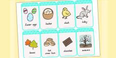 Australia - Easter Flashcards