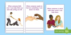 How to Be a Great Friend Cards
