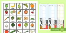 Lista della Spesa e Schede Alimenti