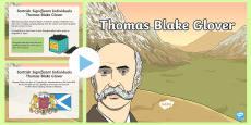 Thomas Blake Glover PowerPoint