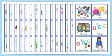 Australia - KS1 Visual Timetable