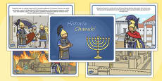 The Story of Hanukkah Polish