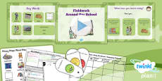 PlanIt - Geography Year 1: Our School Lesson 4 - Fieldwork Around Our School Lesson Pack