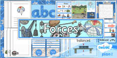 PlanIt - Science Year 5 - Forces Additional Resources