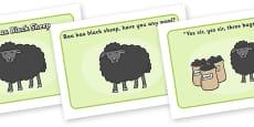 Baa Baa Black Sheep Sequencing