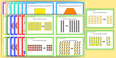 Year 2 Maths Challenge Cards Pack