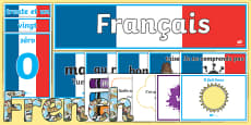 Basic French Top 10 Display Pack