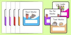 Monitor And Job Cards