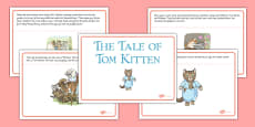 Beatrix Potter - The Tale of Tom Kitten Story