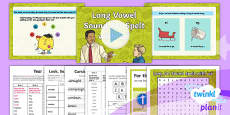 PlanIt Y3 Term 1A W3: Long /a/ Sound Spelt as ai Spelling Pack