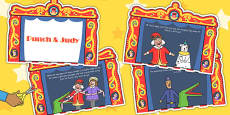 Punch and Judy Story