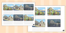 The Two Builders Storyboard Template