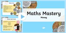 Maths Mastery Year 3 Money PowerPoint