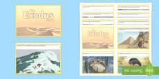 Exodus Story Cards