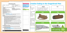 EYFS An Alternative Ending to The Gingerbread Man Adult Input Plan and Resource Pack
