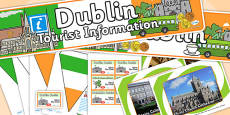 Dublin Tourist Information Office Role Play Pack