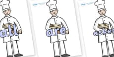 Tricky Words on Bakers