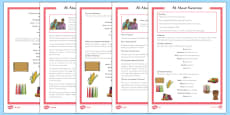 All About Kwanzaa Differentiated Comprehension Go Respond Activity Sheets
