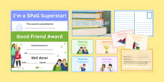 General Awards and Certificates Resource Pack