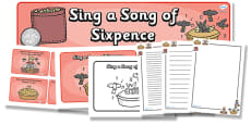 Sing a Song of Sixpence Resource Pack