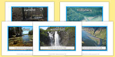 Rivers Display Photos