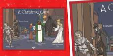 A Christmas Carol Large Display Poster
