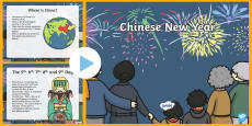 All About Chinese New Year PowerPoint