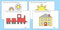 Figuri geometrice plane - Imagini
