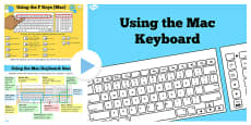 Using the Mac Keyboard Help PowerPoint - Australia