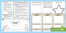 KS1 Transition Days Themed Activity Pack