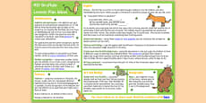 The Gruffalo Lesson Plan Ideas KS1