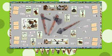 Ready Made Stone Age Display Pack