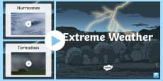Extreme Weather Conditions Video PowerPoint