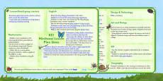 KS1 Minibeast Lesson Plan Ideas