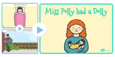 Miss Polly Had a Dolly PowerPoint