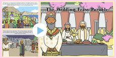 The Wedding Feast Parable PowerPoint