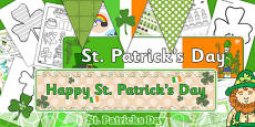 Childminder St Patricks Day Activity Pack