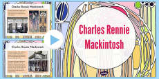 Charles Rennie Mackintosh PowerPoint