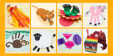 Chinese New Year Craft Activity Pack