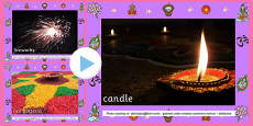 Diwali Photo PowerPoint