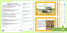 EYFS Safari Discovery Sack Plan and Resource Pack