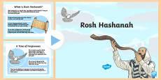 Rosh Hashanah PowerPoint