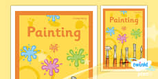 Computing: Painting Year 1 Unit Book Cover