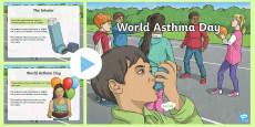 World Asthma Day PowerPoint