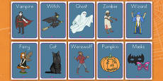 Halloween Costume Store Role Play Posters